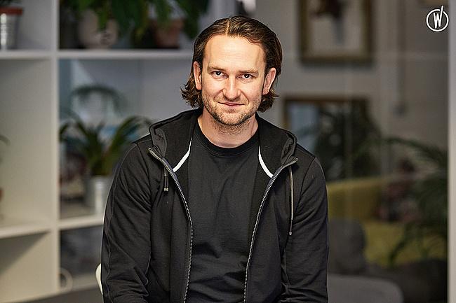 Martin Pejša, Founder and CEO - Creative Dock