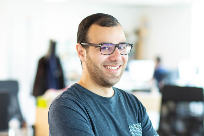 Rencontrez Saad, Software Engineer