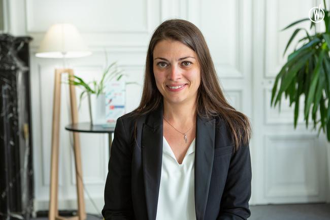 Rencontrez Stéphanie, Senior Manager