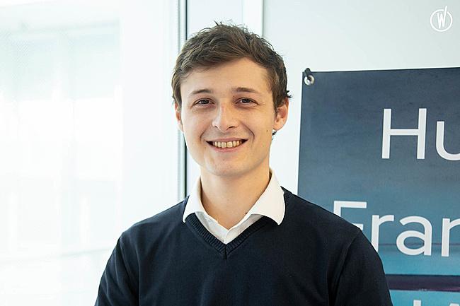 Rencontrez Julien, Chargé de Mission Pack IA - Hub France IA