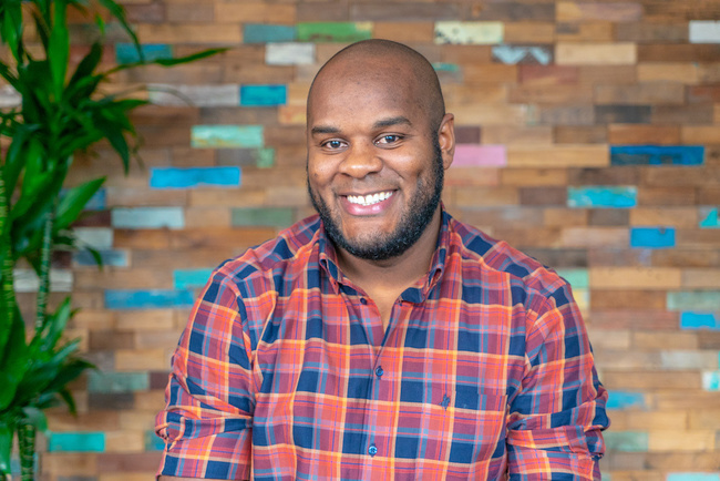 Rencontrez Samuel, Expert Data Management - Keyrus