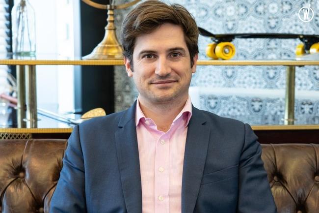 Rencontrez Théodore, CEO & Founder