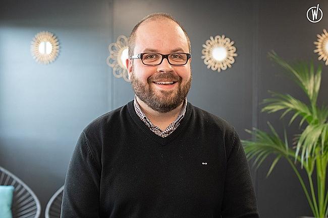 Rencontrez Amaury, Architecte logiciel et technique - Worldline