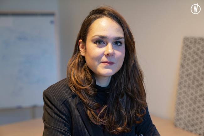 Rencontrez Nolwenn, Consultante Senior - Flexia