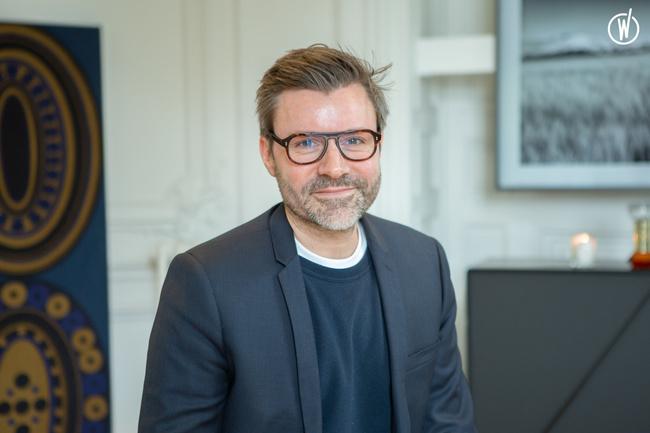 Rencontrez Sébastien, Directeur Digital & E-Commerce - diptyque paris