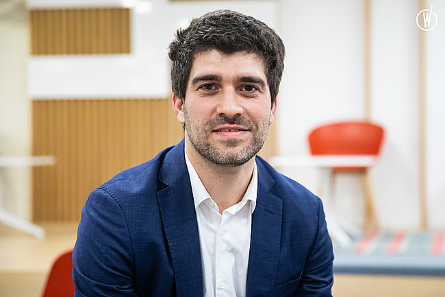 Rencontrez Ruben, Directeur financier - Cegos