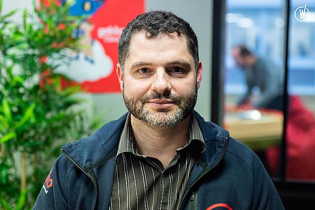 Rencontrez Guillaume, Chef de Projet Technique - GEKKO
