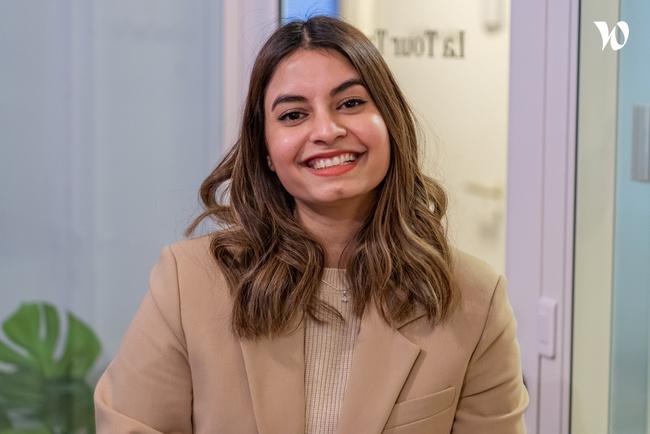 Rencontrez Isabelle, Senior Account Manager - Retarus