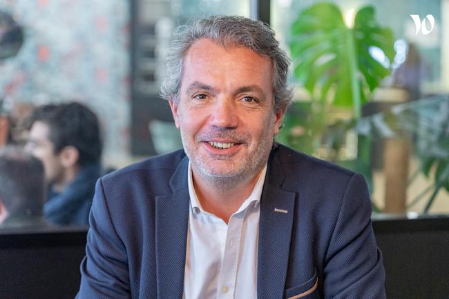 Rencontrez Benoît, Country Manager – France – Benelux – Italy - Retarus