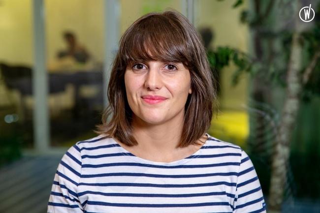 Rencontrez Hélène, Responsable de l'équipe Data Analytics - Meetic