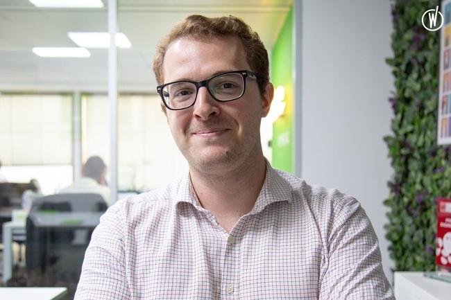 Rencontrez Edouard, Ingénieur Consultant - Prime Engineering