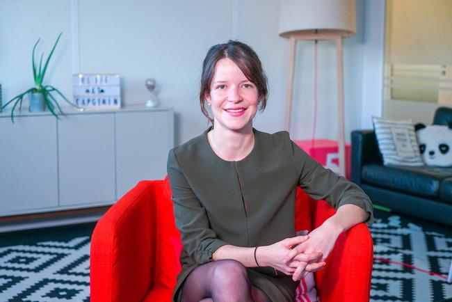 Rencontrez Marie-Cécile