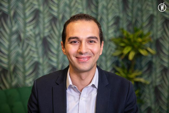 Rencontrez Samir, Directeur Général Services médicaux France - BioSerenity