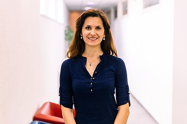 Míša Ochmanová, Projektant specialista - Siemens - závody