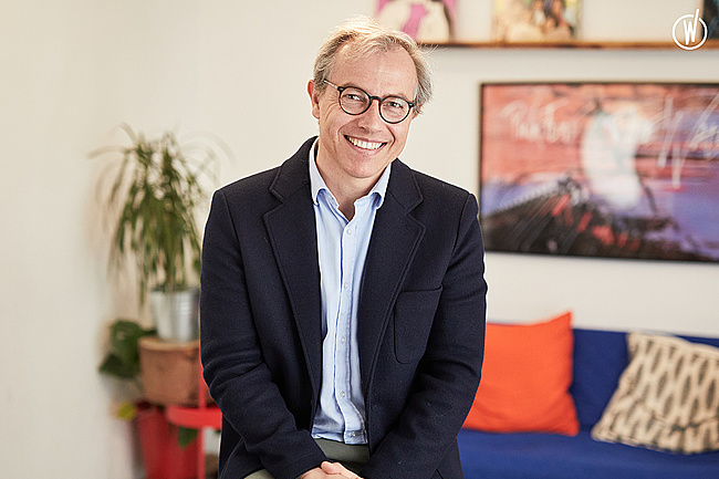 Pierre-Nicolas Patouillard, Creative Dock CEO in France - Creative Dock