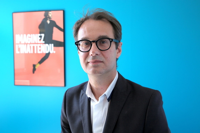 Rencontrez Julien, Directeur de Projet Omnicanal - GALERIES LAFAYETTE