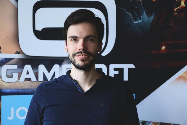 Rencontrez Matthieu, Game Director - Gameloft