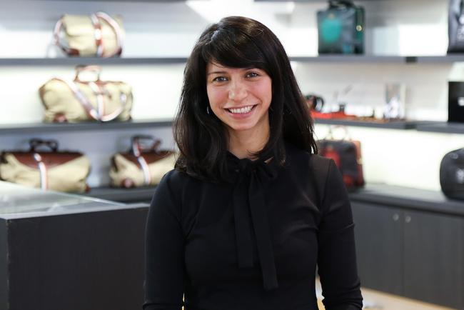 Rencontrez Ana Giselle, Directrice E Commerce et Digital - S.T. DUPONT