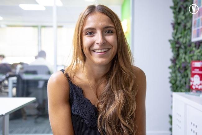 Rencontrez Fanette, Chargée de recrutement - Prime Engineering