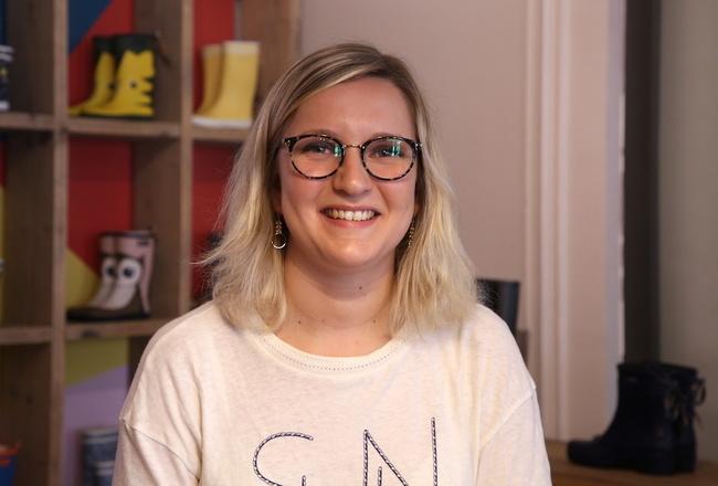 Rencontrez Louise, Chef de Produit Botte