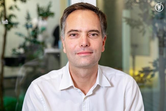 Rencontrez Matthieu, CEO - Meetic