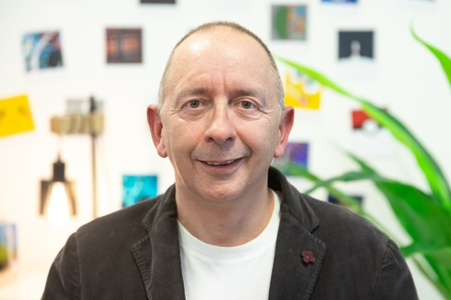 Rencontrez Stéphane, Président - AntemetA