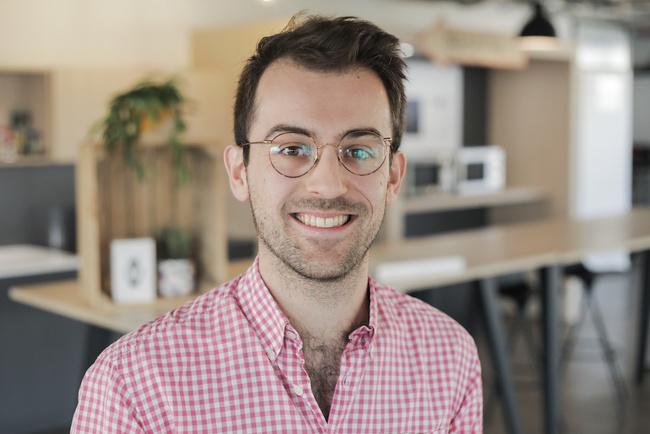Rencontrez Paul, Data Scientist
