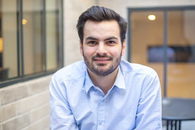 Rencontrez Quentin, Co fondateur - PERCKO