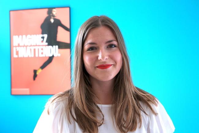 La jeune suédoise Greta Thunberg est à Paris ce.