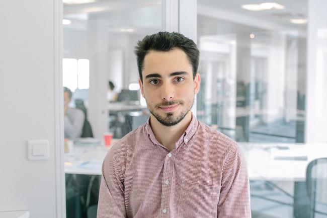 Rencontrez Louis, Data Scientist