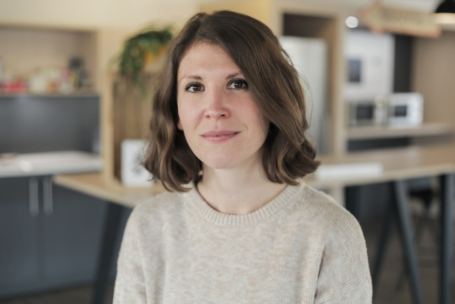Rencontrez Lucie, Head of Marketing
