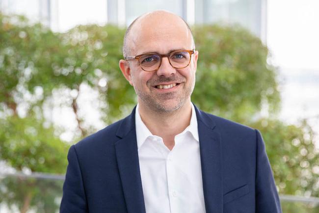 Rencontrez Remy, Directeur centre de données médicales - Roche France