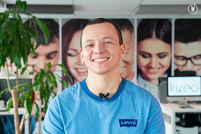 Rencontrez Maxime, Développeur Fullstack - Kizeo