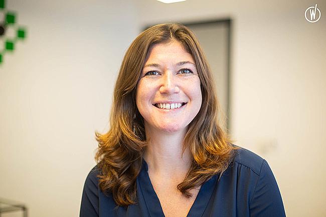 Rencontrez Sandra, Executive Assistant - Double
