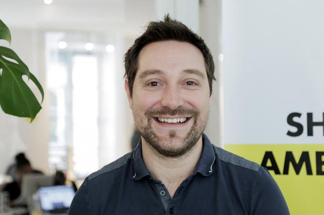 Rencontrez Josselin, Chef de projet agile et mobilité