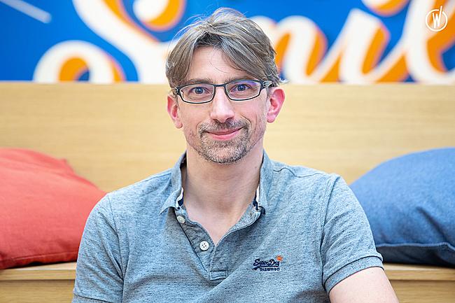 Rencontrez Julien, Directeur Technique Adjoint - Itelios