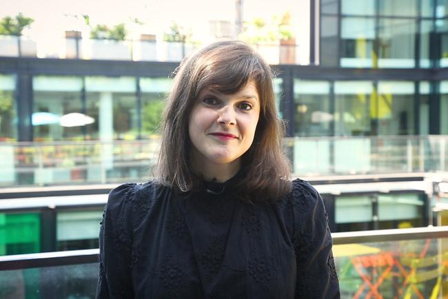 Rencontrez Camille, Responsable Architecture Concept - GALERIES LAFAYETTE