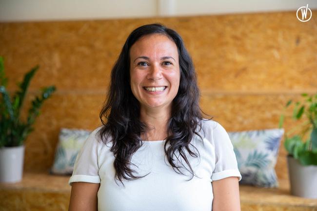 Rencontrez Marika Salerno, Talent Manager