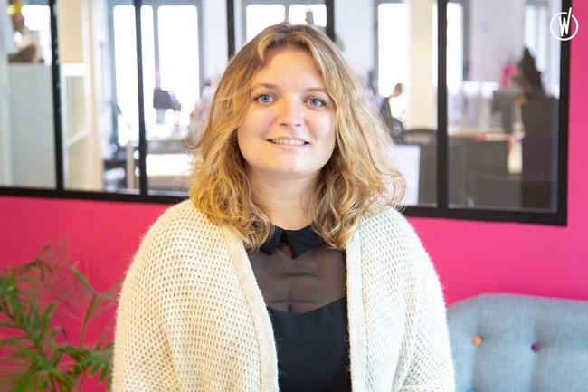 Meet Florence, Sales Manager