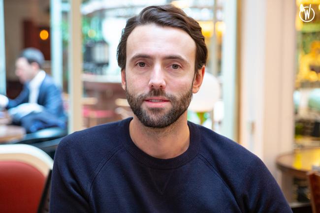 Rencontrez Olivier, Fondateur - Experimental Group
