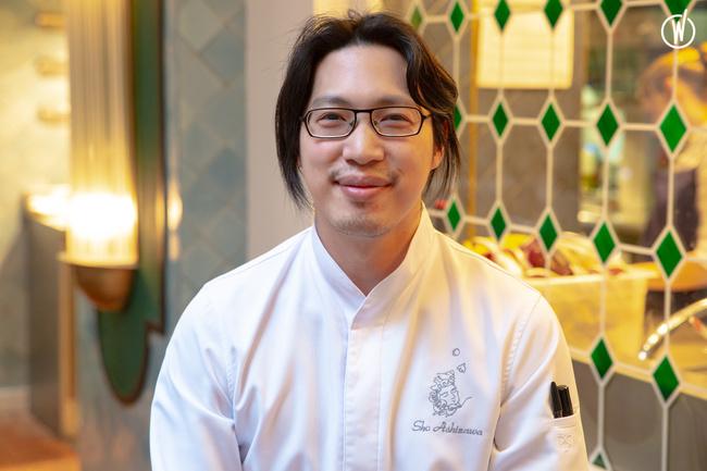 Rencontrez Sho, Chef executif de l'Hôtel des Grands Boulevards  - Experimental Group