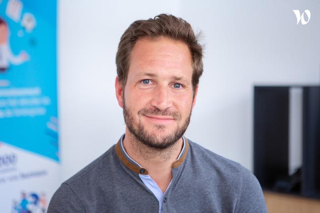 Rencontrez Renaud, VP Sales - Windoo