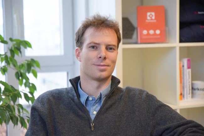 Rencontrez Sébastien, CEO & Co-Founder