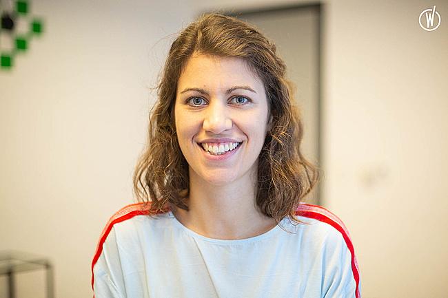 Rencontrez Alice, CEO & Co founder - Double