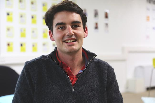 Rencontrez Jean Baptiste, Directeur commercial