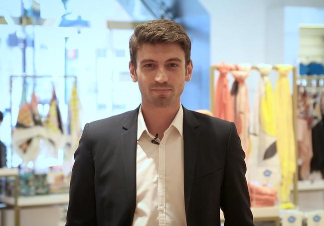 Rencontrez Eric, Manager des Ventes - GALERIES LAFAYETTE
