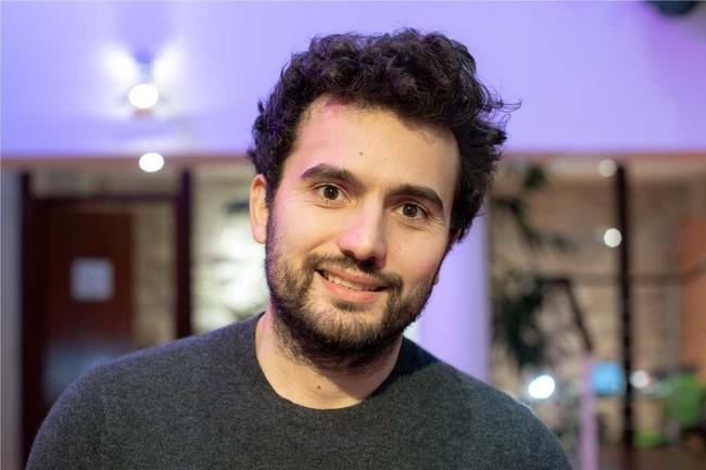 Découvrez Louis, Co founder et CTO - Hoggo
