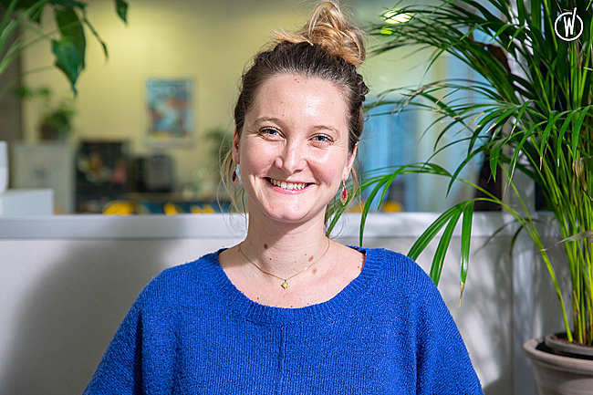 Rencontrez Laurane, Entrepreneur Success Manager - LiveMentor