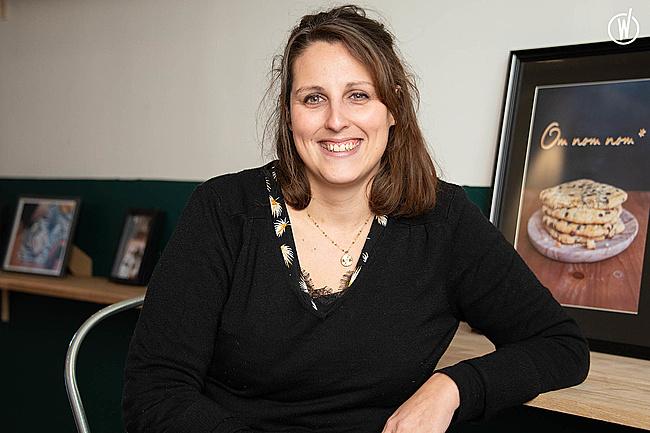Rencontrez Fanny, Directrice de la stratégie - OP1C (On prend un café)