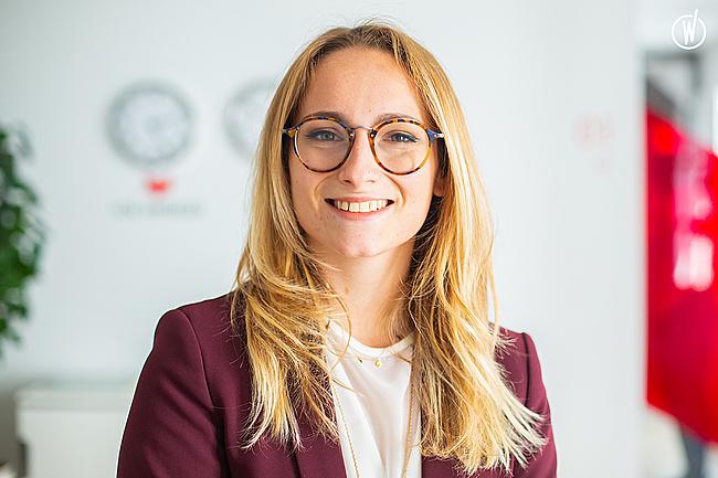 Rencontrez Julie, Stagiaire/VIE - Biomodex